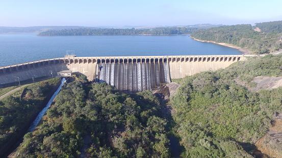 Represa de Itupararanga - Votorantin - SP