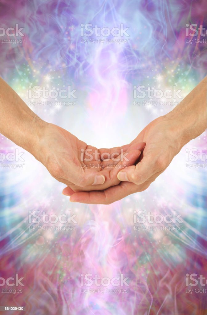 Request for fertility assistance from Spirit stock photo