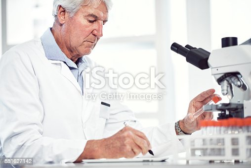 887365786 istock photo Research is part of the job 881627142