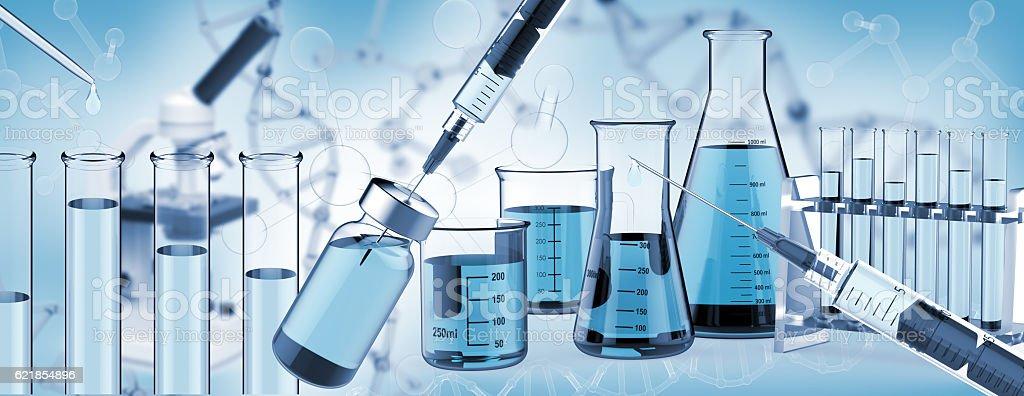 Research, laboratory, science - Lizenzfrei Analysieren Stock-Foto
