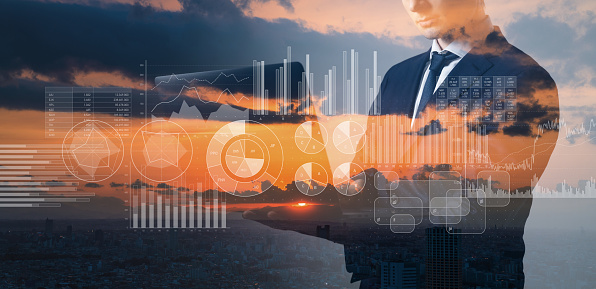 Research Of Business Business Information Concept Stock Photo - Download Image Now