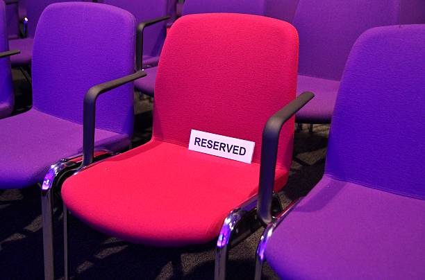 Best Reserved Seat Stock Photos Pictures Amp Royalty Free