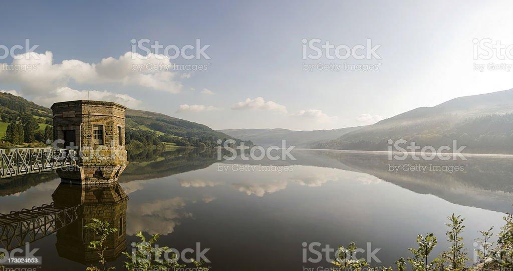 reservoir stock photo