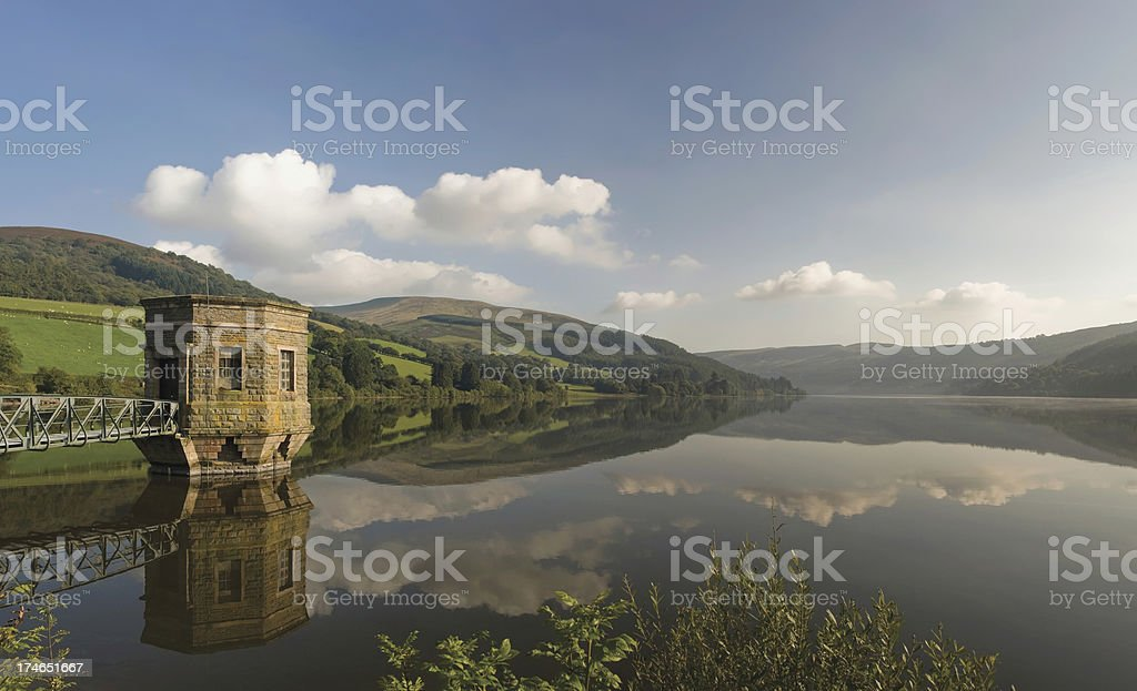 reservoir royalty-free stock photo