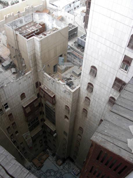 bangunan residivis di jeddah - rumah syariah potret stok, foto, & gambar bebas royalti
