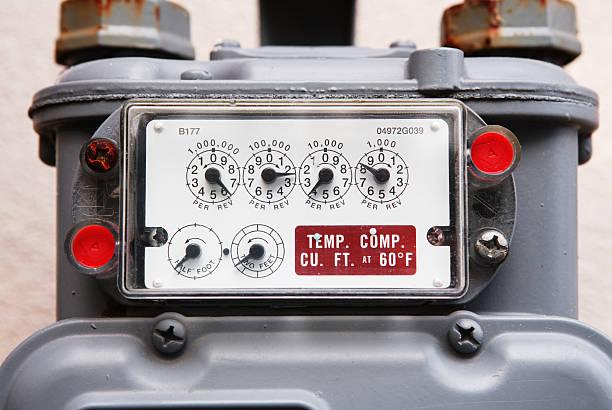 Residential Gas Meter