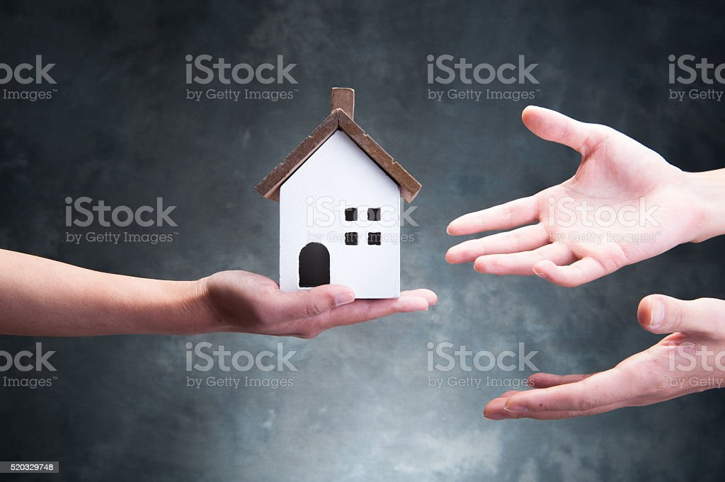 Residential image stock photo