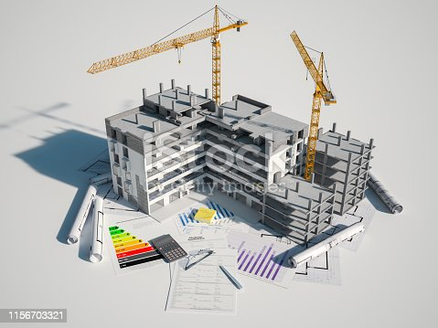 istock Residential off-plan purchase 1156703321