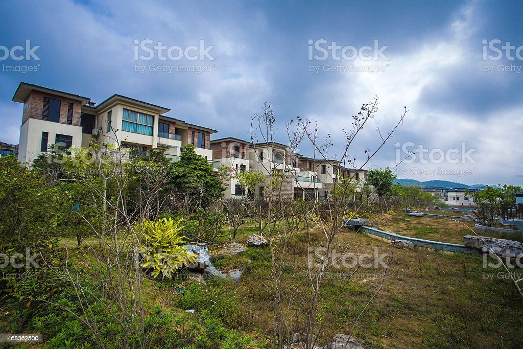 Residential Stock Photo & More Pictures of 2015