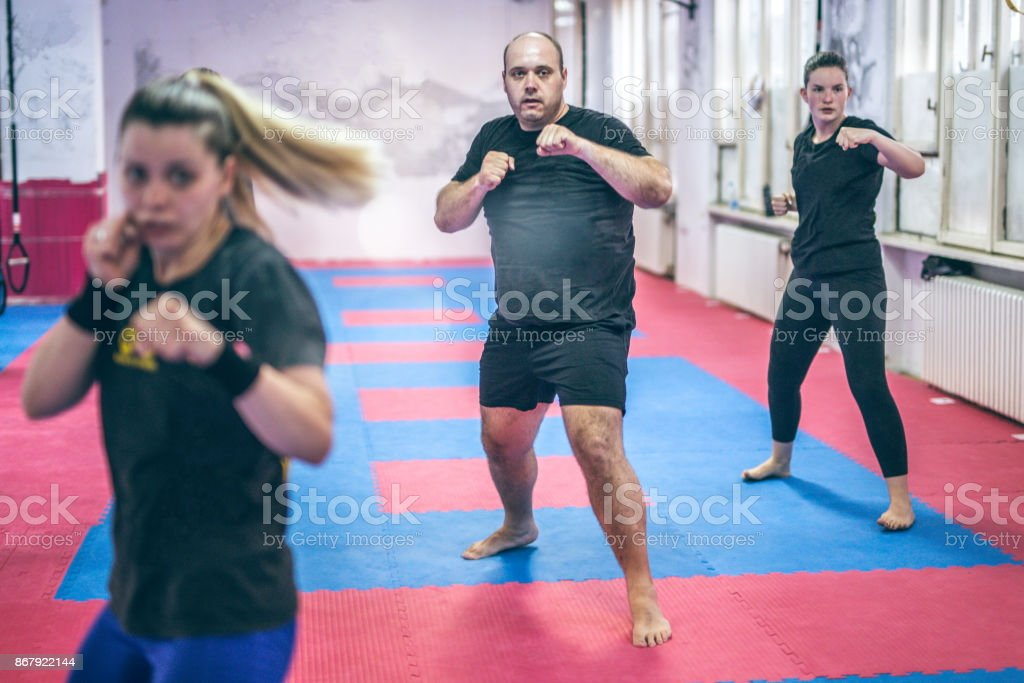 Resist to give up stock photo