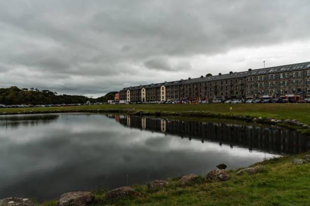 Erholungsgebiet in Westport, Irland – Foto