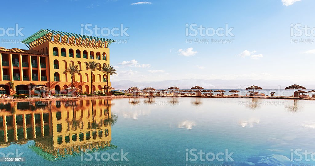 resort at taba egypt foto