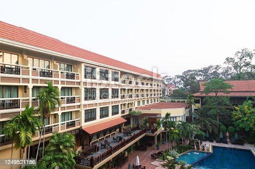 946294510 istock photo Resort Hotel 1249521186