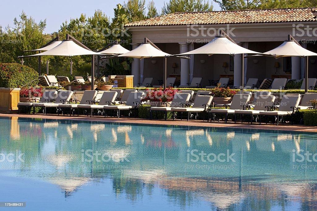 Resort-Pool – Foto
