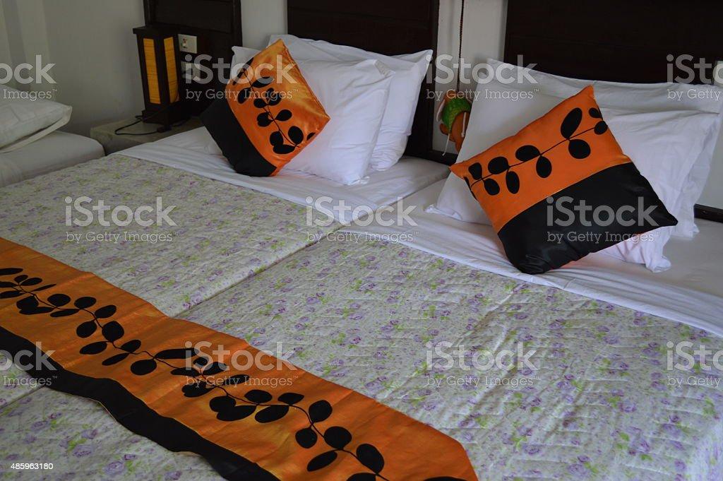 Resort Room stock photo