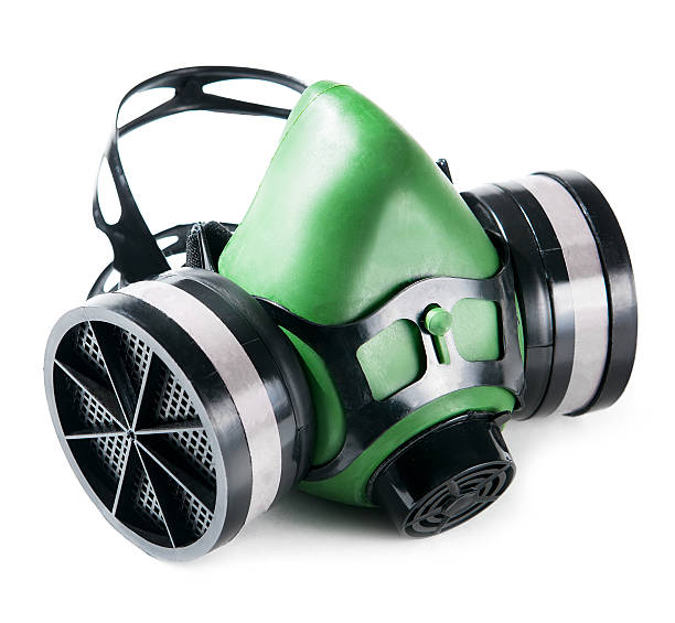 respirator isolated on white respirator isolated on white pollution mask stock pictures, royalty-free photos & images