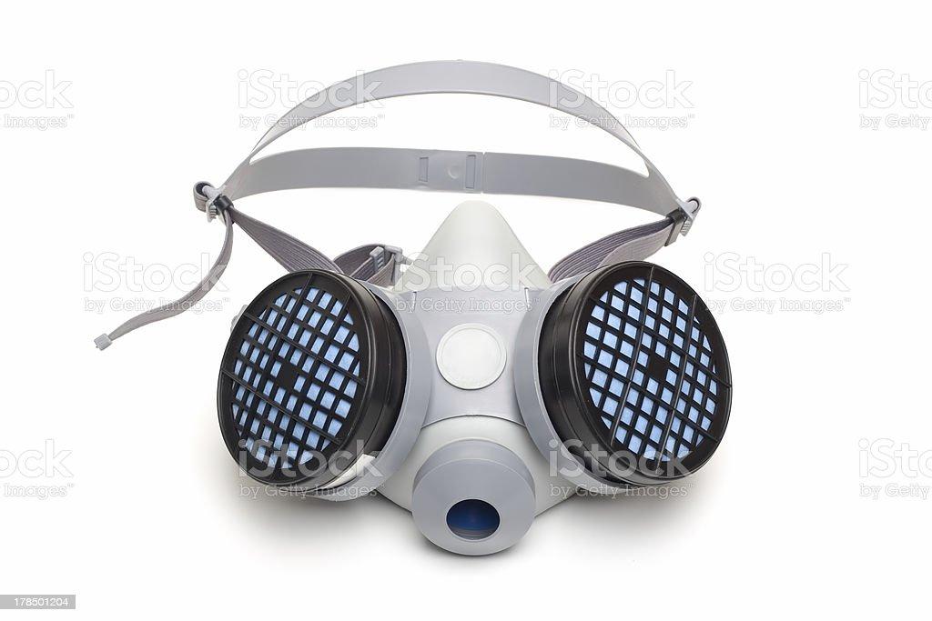 Respirator royalty-free stock photo