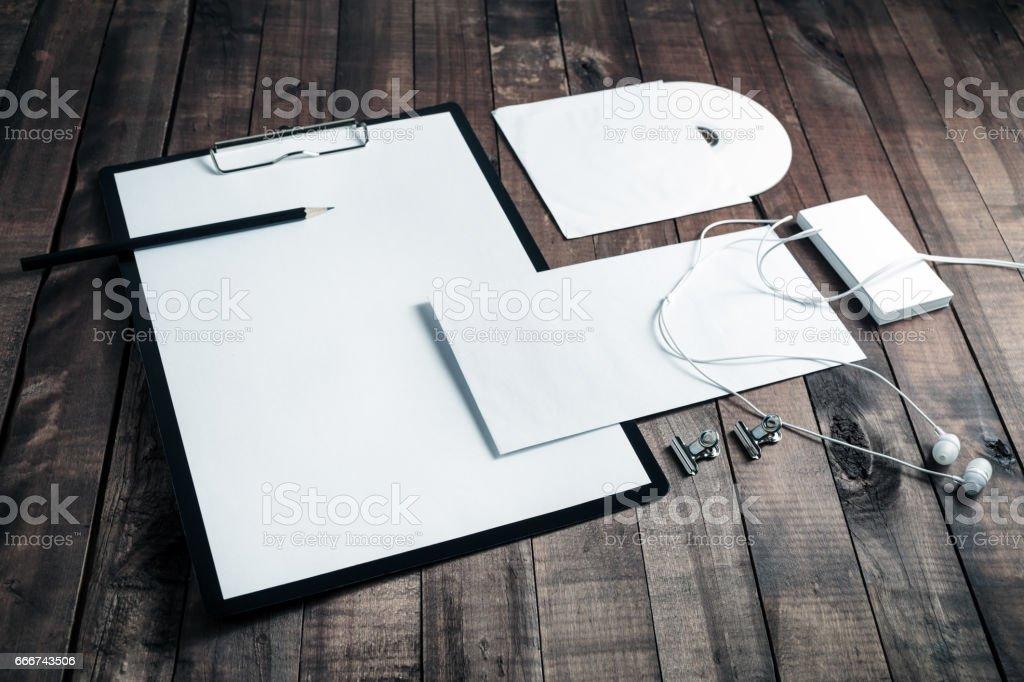 Responsive design template foto stock royalty-free