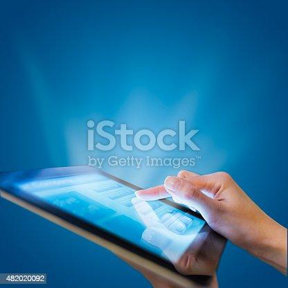 istock Responsive web design 482020092