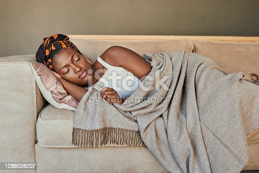 istock Rest, and soon you'll be feeling your best 1288038207