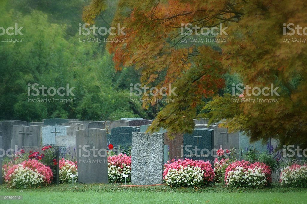 Rest In Peace royalty-free stock photo