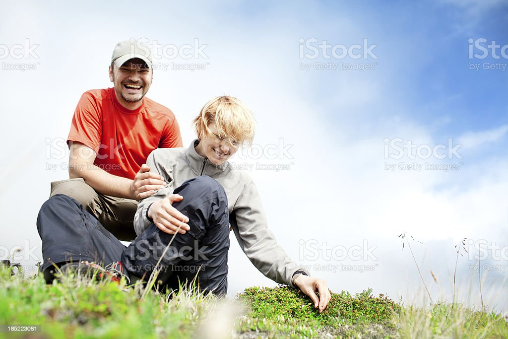 Rest royalty-free stock photo