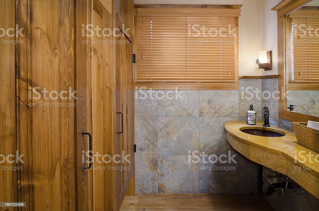 Restaurant Bathroom Stock Photo Download Image Now Istock