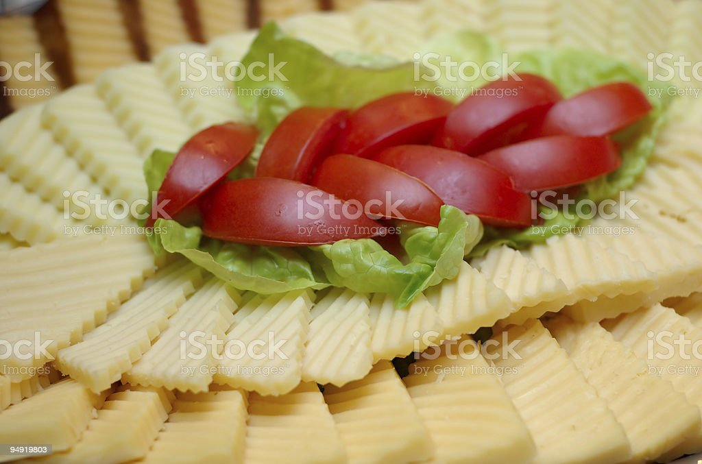 Restaurant buffet royalty-free stock photo