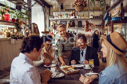 istock Restaurant Eating 1178813725