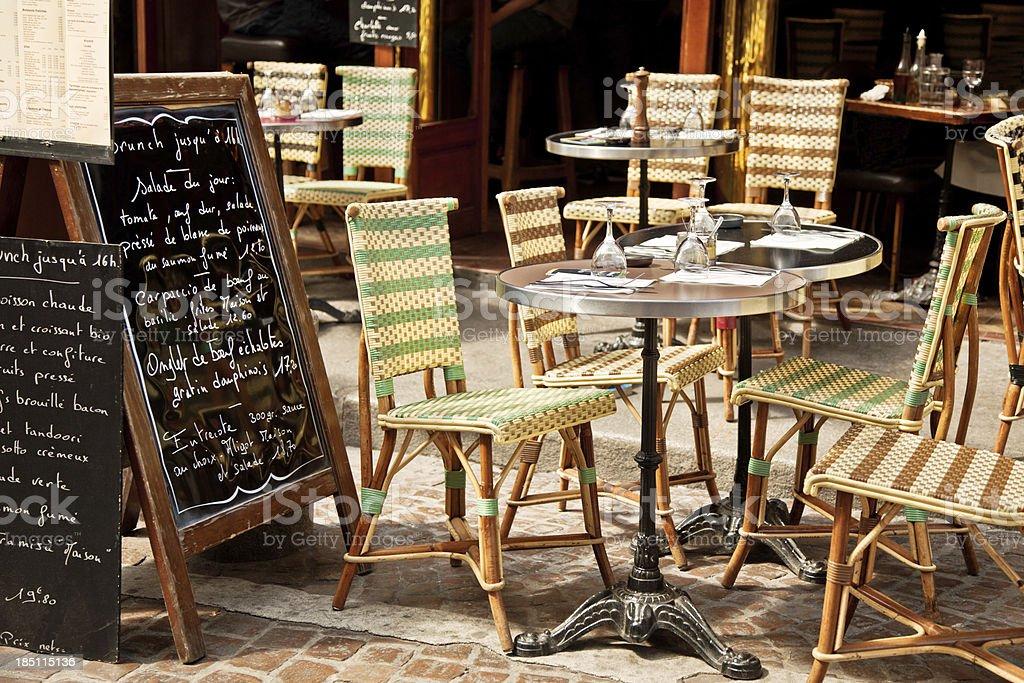 Restaurant à Paris - Photo