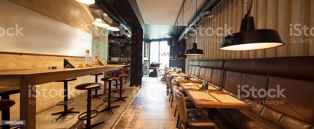 restaurant Innenansicht – Foto