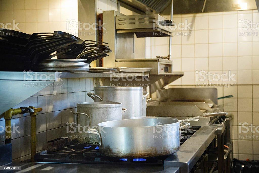 Photo Libre De Droit De Restaurant Cuisine Equipee Avec