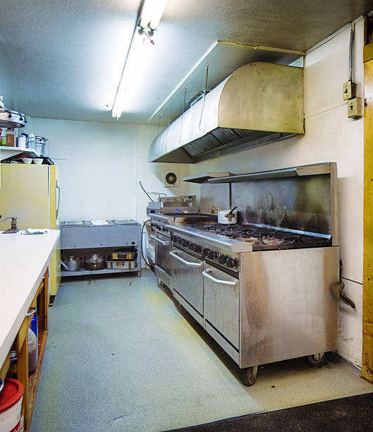 Messy Restaurant Kitchen: Royalty Free Dirty Restaurant Kitchen Pictures, Images And