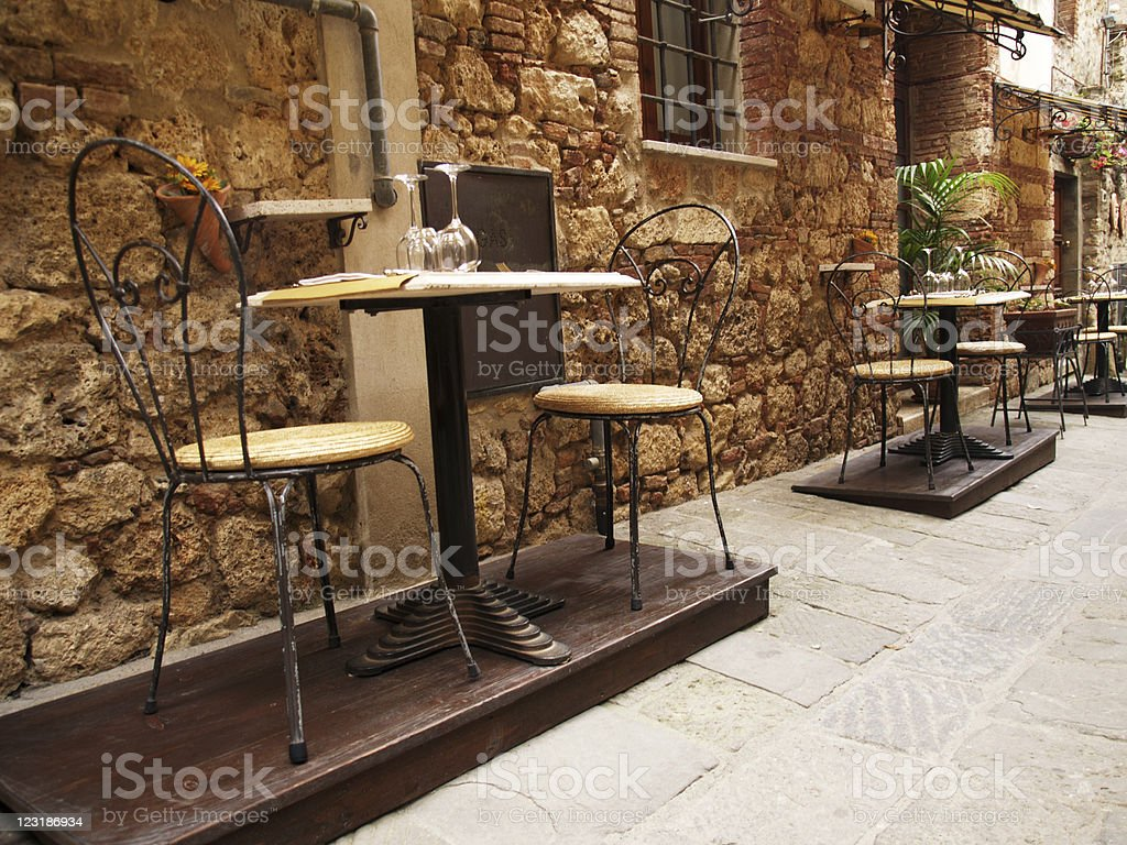 Restaurant royalty-free stock photo