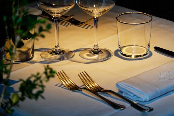 Restaurant Tisch – Foto