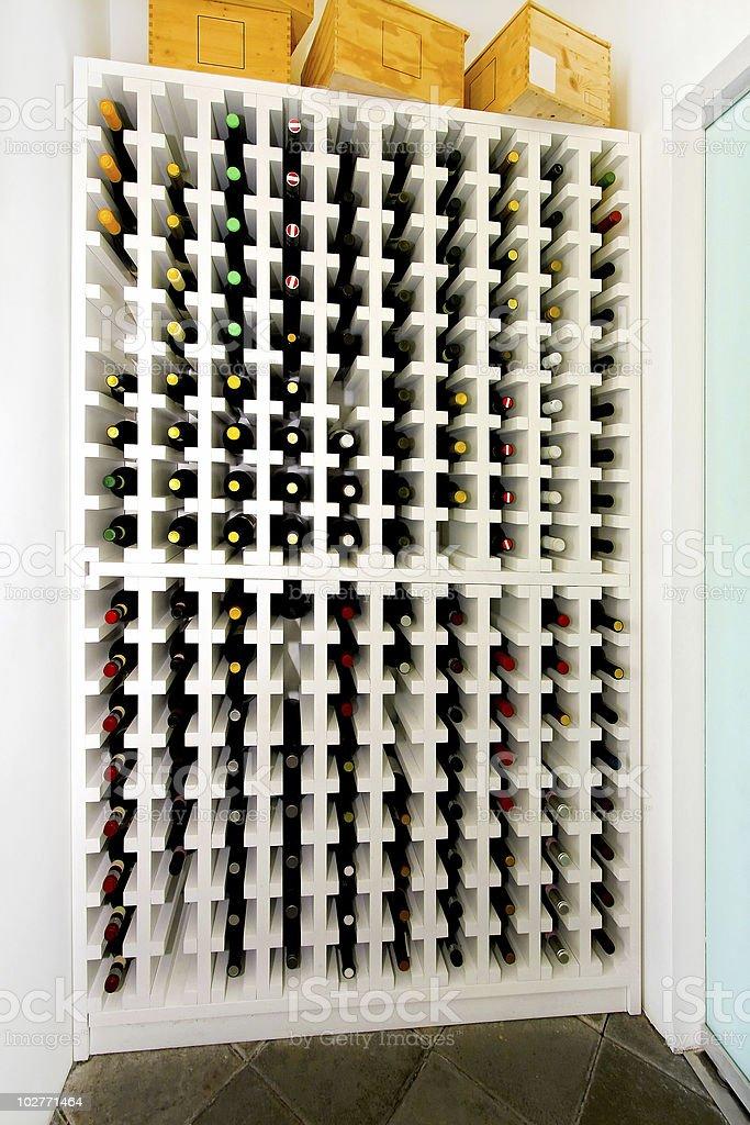Restaurant winery royalty-free stock photo