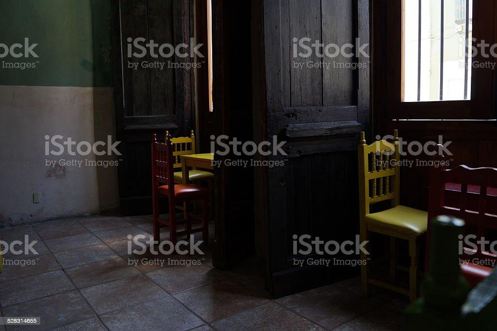 Restaurante - foto de stock