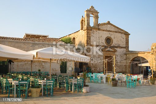 Marzamemi was an ancient village of fishermen in southern Sicily. Nowadays it is a touristic landmark for its picturesque cityscapes.
