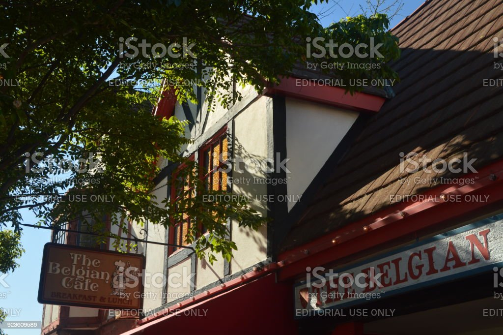 Restaurants Of Solvang A Picturesque Village Founded By
