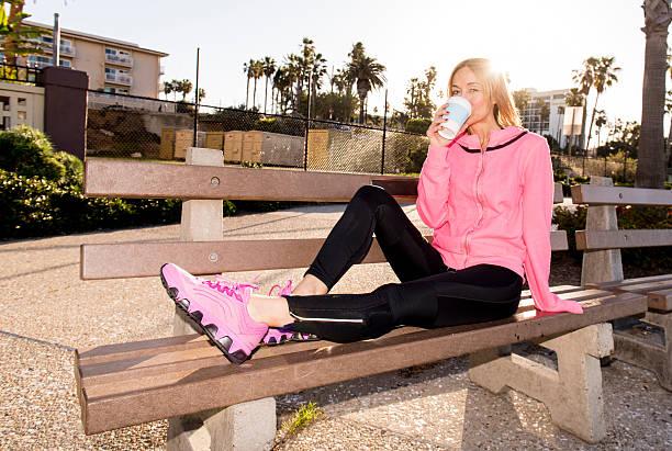 Odpoczywać Runner – zdjęcie