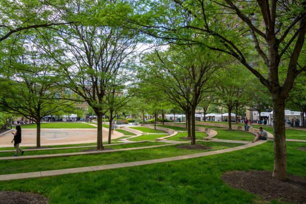 Reston Town Center Park – Foto