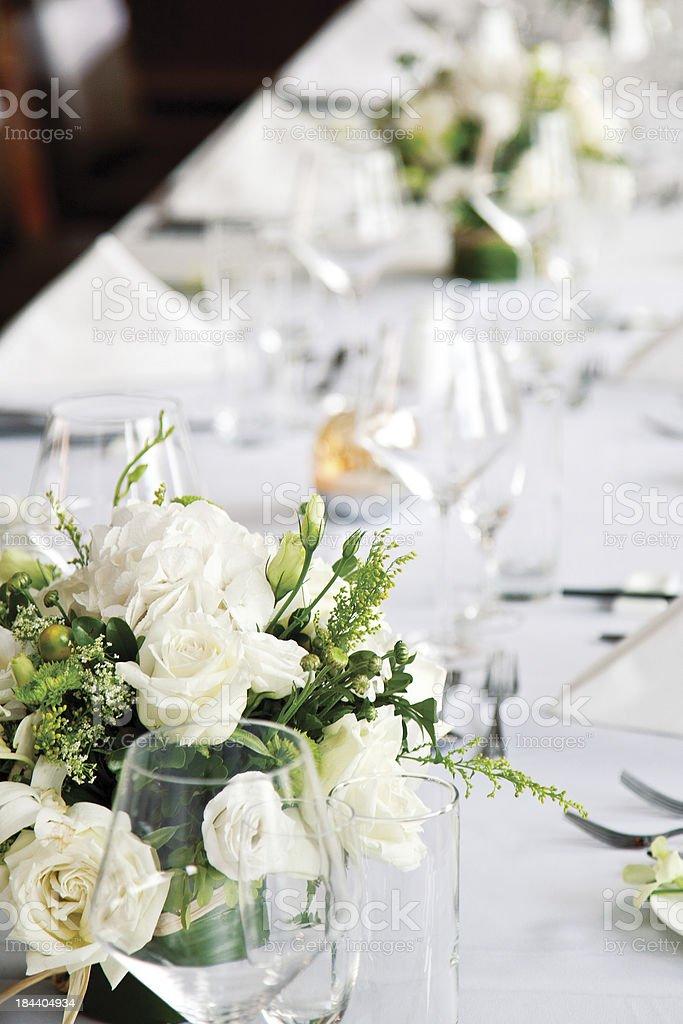restoran table royalty-free stock photo