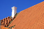 new roof tile texture
