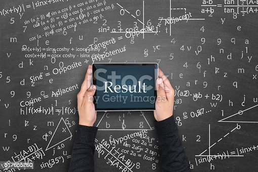 istock Result concept 517655260