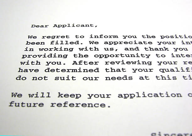 Royalty Free Rejection Letter Pictures Images And Stock Photos Istock