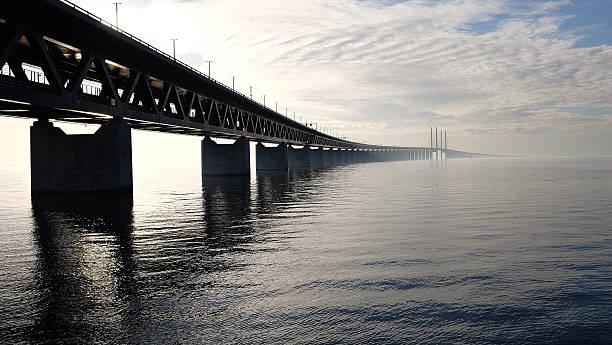 øresund bridge - skåne bildbanksfoton och bilder