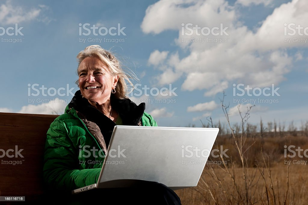 retired royalty-free stock photo
