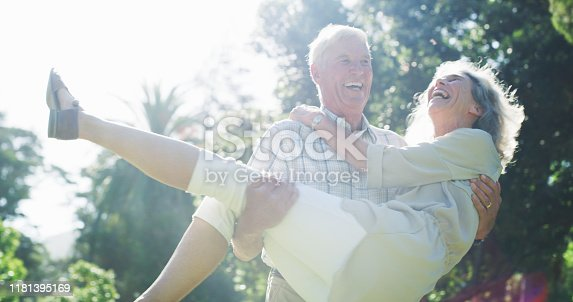 510491454 istock photo Retired together and still in love 1181395169