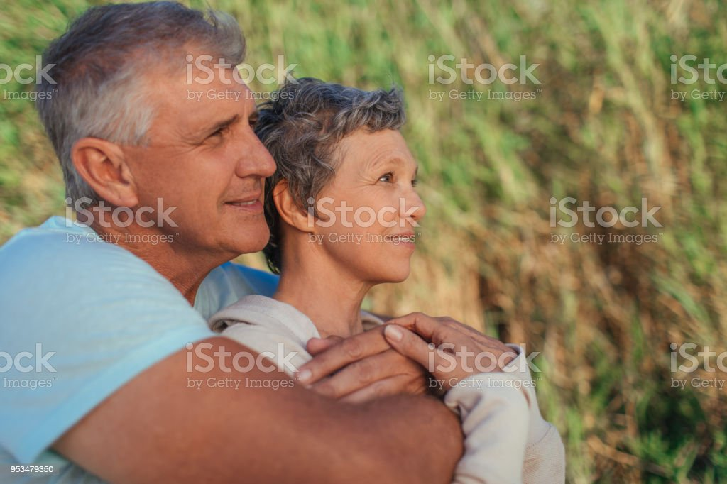 Retirement, a new chapter begins stock photo