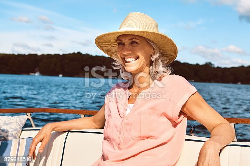 879618770 istock photo Retirement is all about going with the flow 879618516